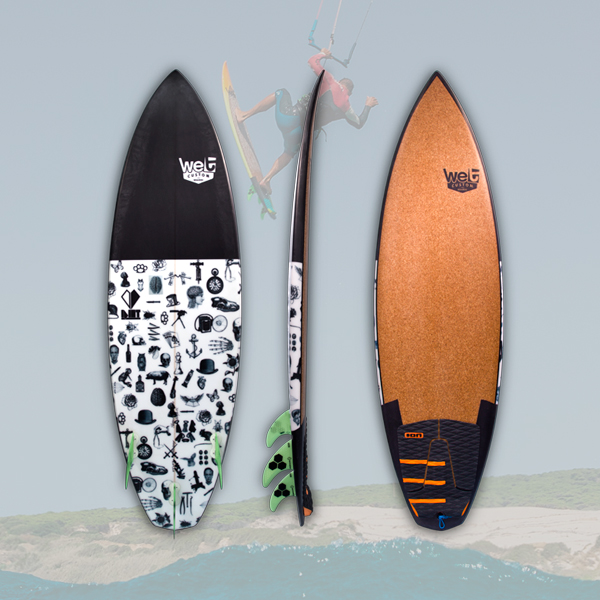 Mush Surf WET Custom Boards