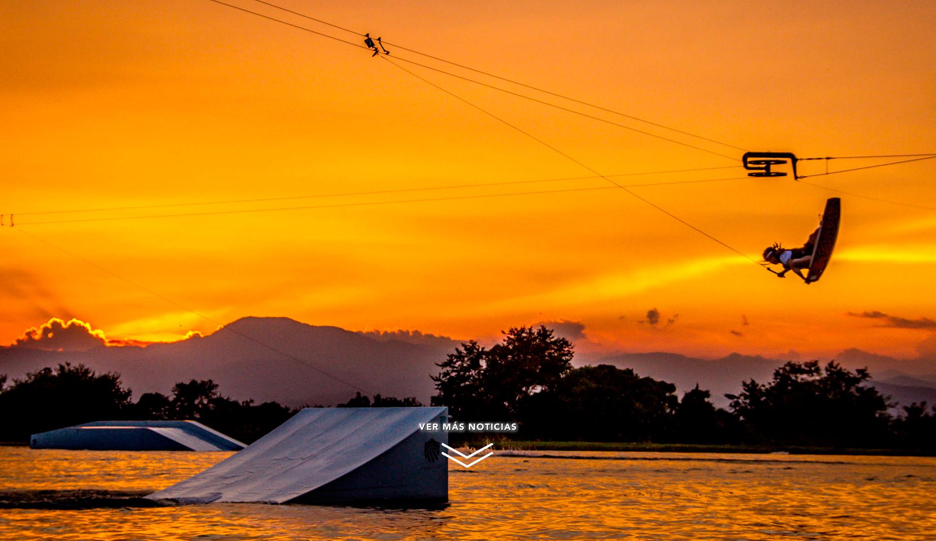 IWWF cable wakeboard campeonato del mundo 2016 en México