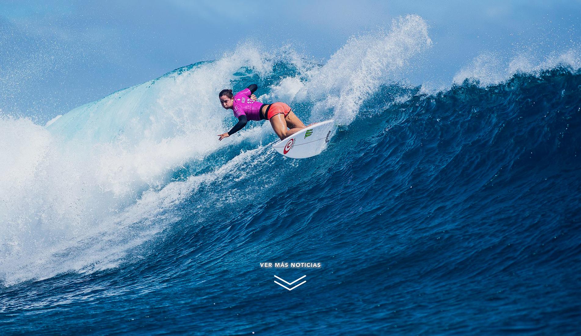 Tyler Wright ganadora del Maui Pro