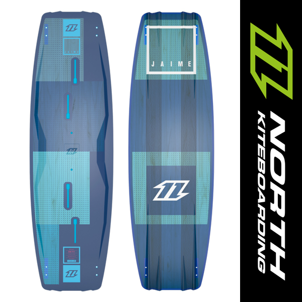 Nueva Freestyle board JAIME 2017 de North Kiteboarding