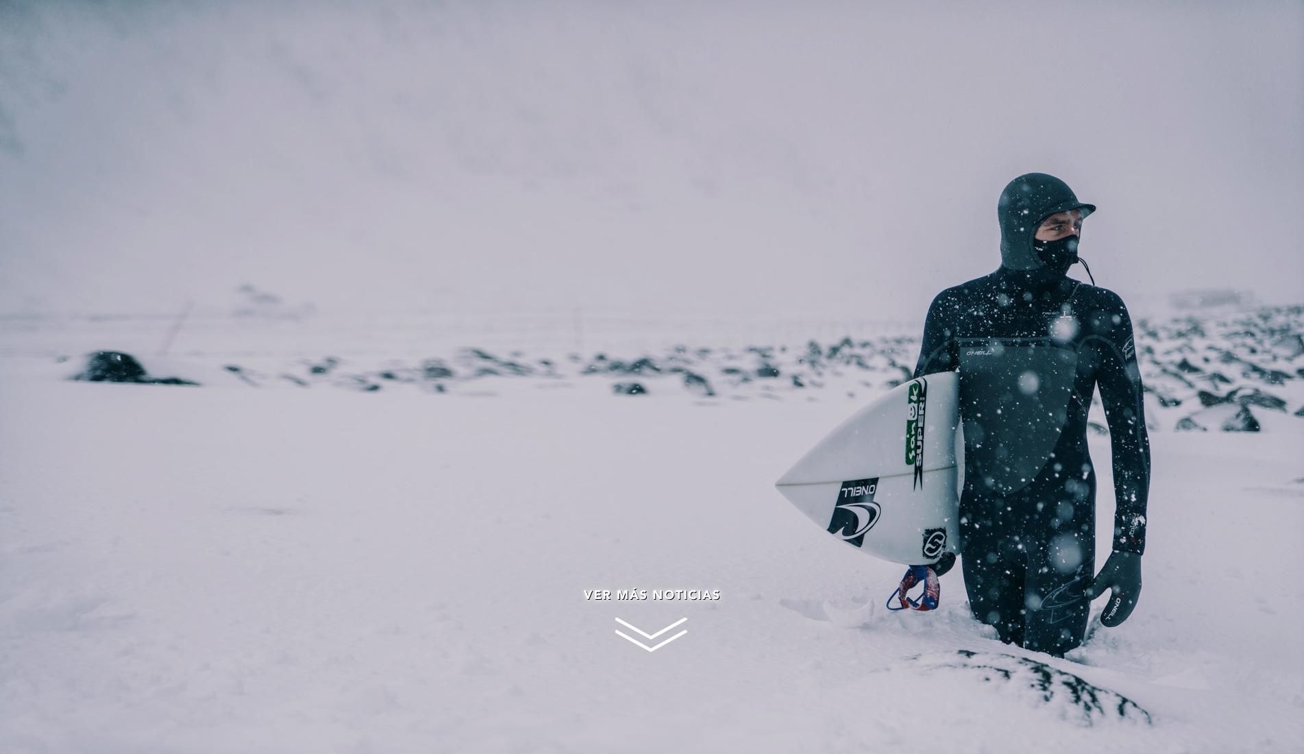 ADDICTION // Arctic Surf Project