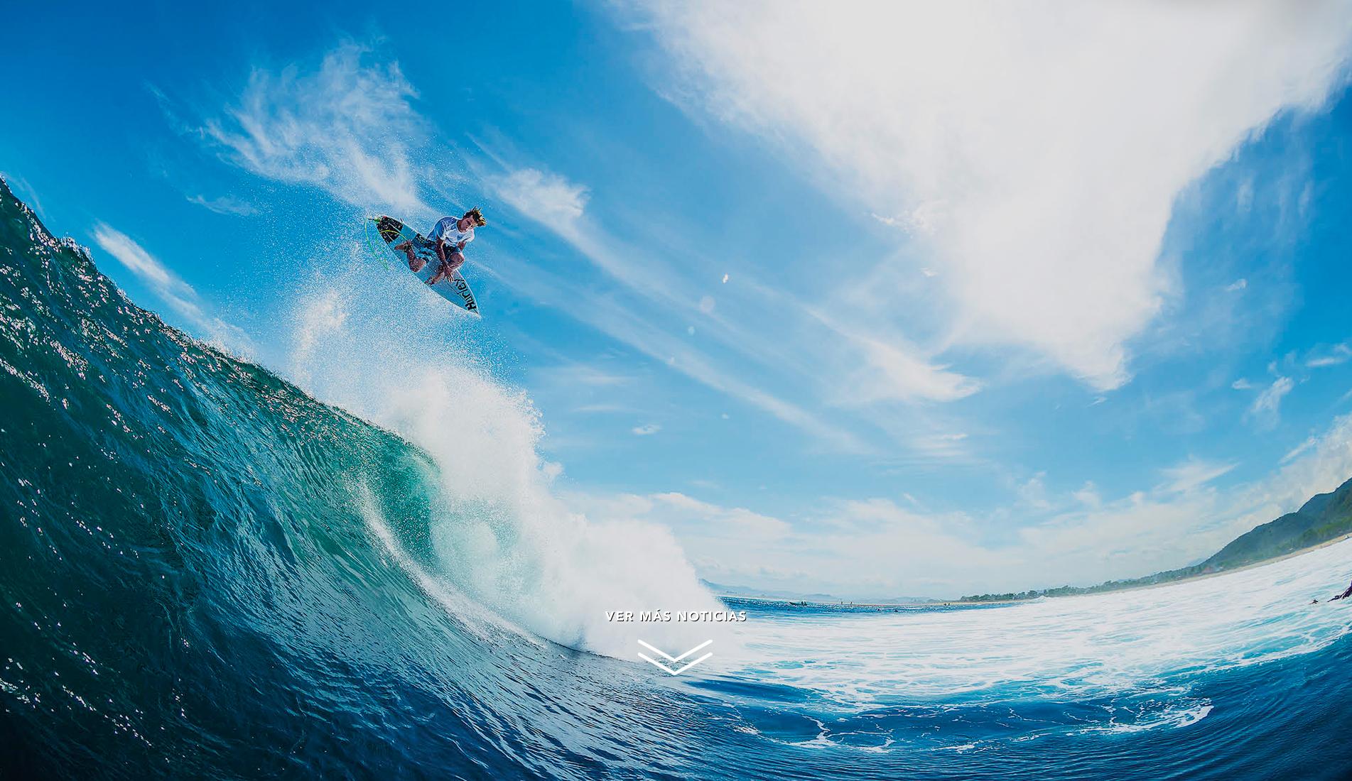 Julian Wilson. Vídeo surfeando a otro nivel!