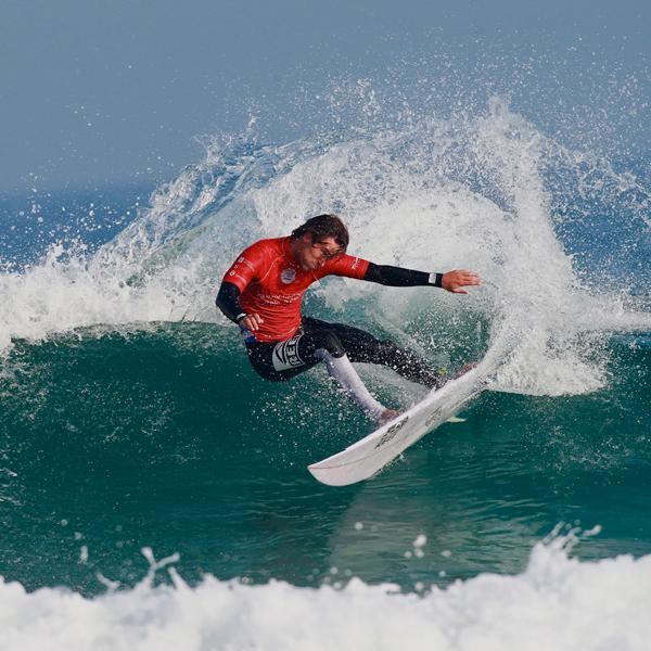 Todo listo para la World Surf League (WSL)