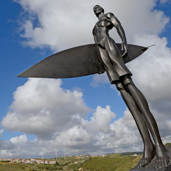 """""""El Guardián de la Reserva Mundial de Surf"""""""