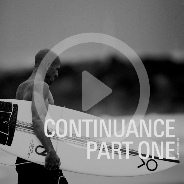 Documental CONTINUANCE PART 1 por Kelly Slater
