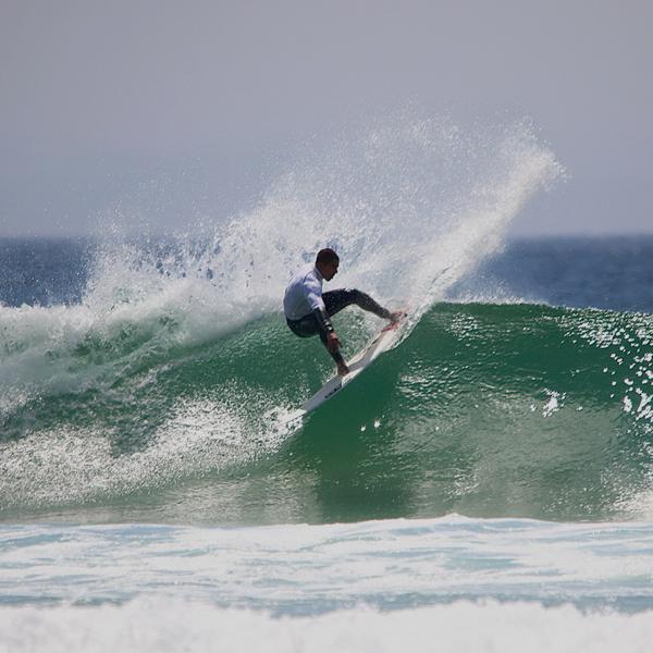 Finaliza el campeonato de España de Surf