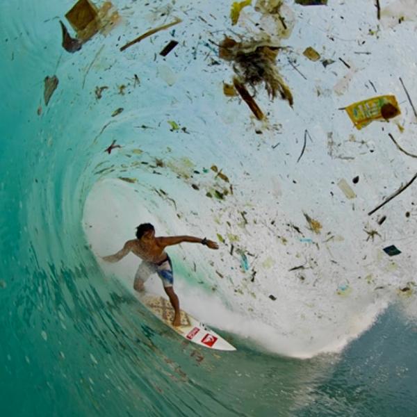 Tenemos un nuevo continente, pero de plástico…