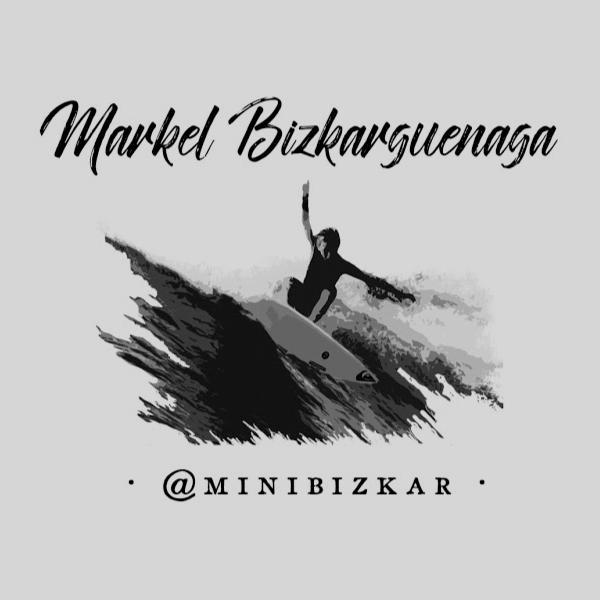 Markel Bizkarguenaga, la nueva promesa del surf en Barrika