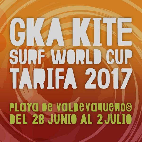 """Vuelve el mundial del Kitesurf a Tarifa """"GKA KITESURF WORLD CUP"""""""
