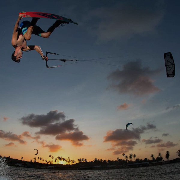 La Spain Kiteboarding League debuta en Isla Canela