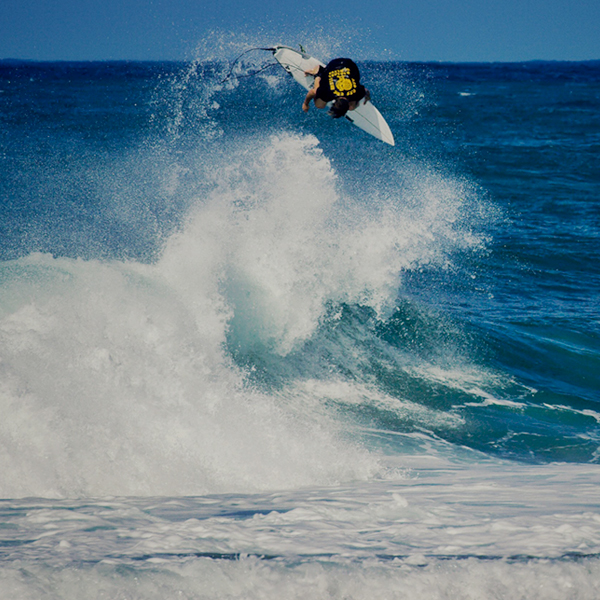 Dane Reynolds en estado puro!