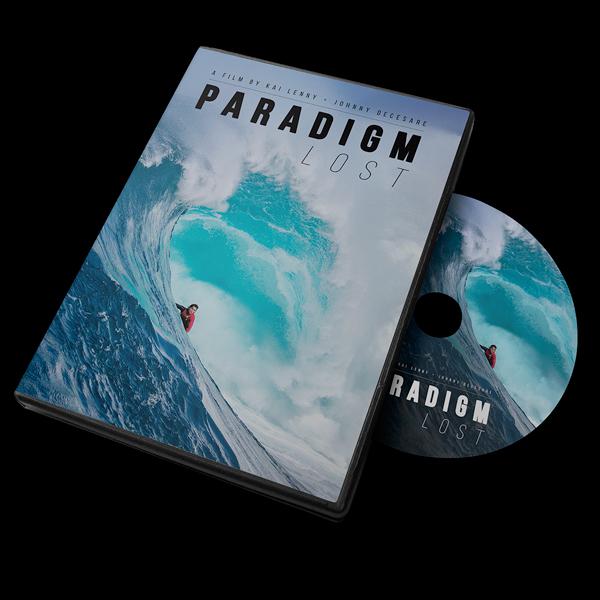 "Kai Lenny presenta nuevo Film ""Paradigm Lost"""