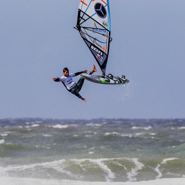 Copa Mundial de windsurf Mercedes-Benz