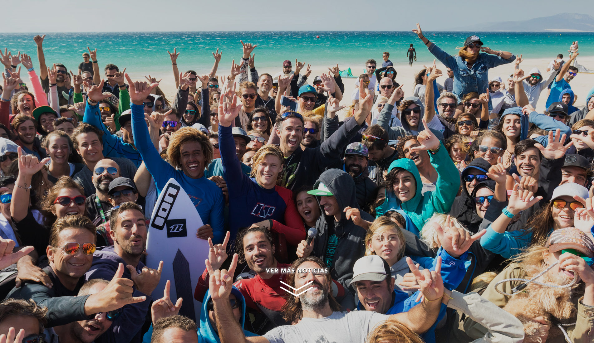 Final de la Spain Kiteboarding League