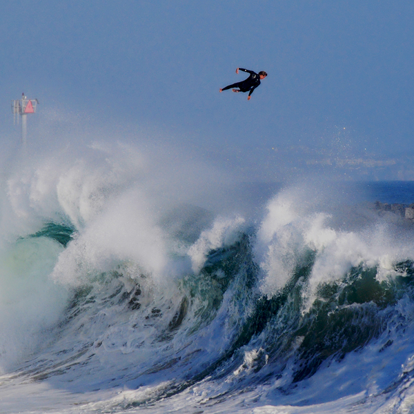 """The Wedge"" la ola mutante…"