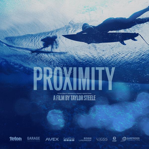"""""""A LIFE IN PROXIMITY"""" por Kelly Slater"""
