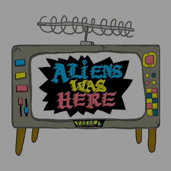 """Aliens Was Here"" by Volcom"