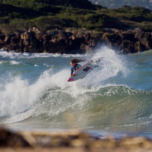Caroline Marks, un prodigo del surf…