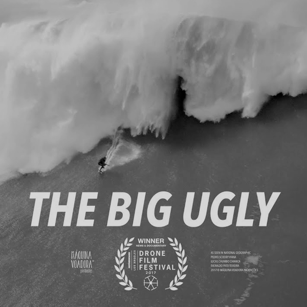 """The Big Ugly"" Nazaré"