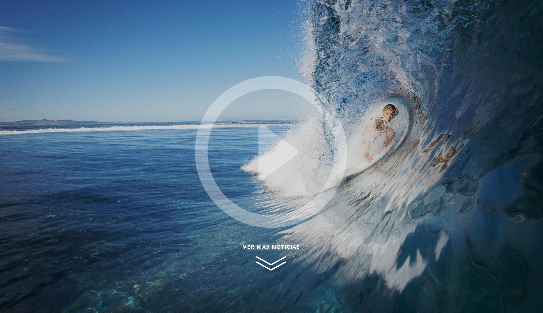 Feliz 2018!!! Despedimos 2017 con los mejores vídeos surferos del año…