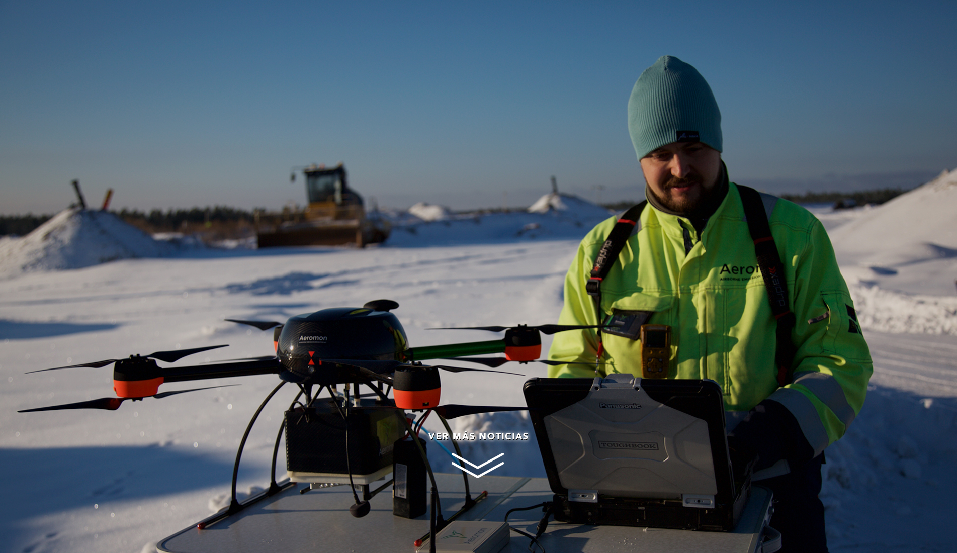 Tecnología que nos ayudará a salvar el medio ambiente
