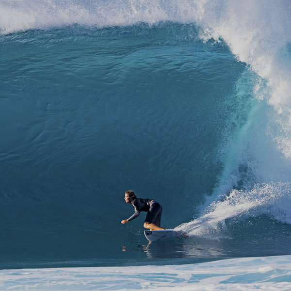 J.J. Florence, 72 horas en Pipe y Backdoor