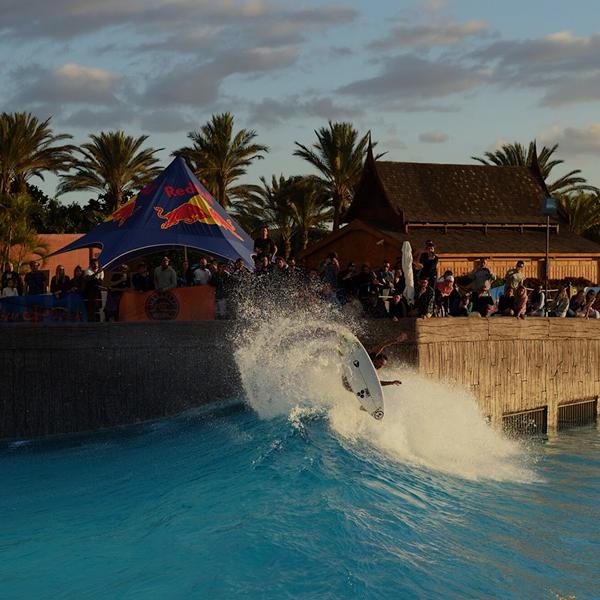Siam Park exhibition. Las Américas PRO Tenerife 2018