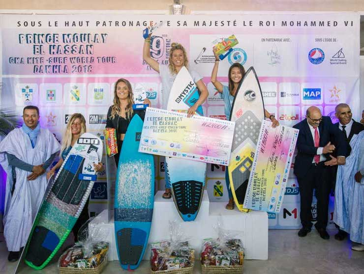 GKA Kite-Surf World Tour en Portugal